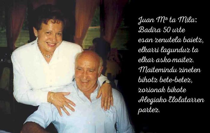 Juan Mª ta Mila