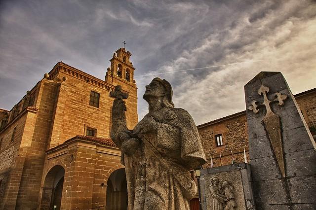 60 urtetik gorakoentzat irteera Santo Domingo de la Calzadara