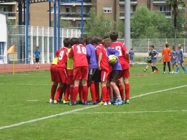 Tolosa CF-en Futbol Eskola
