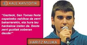 San Tomasko zerriak