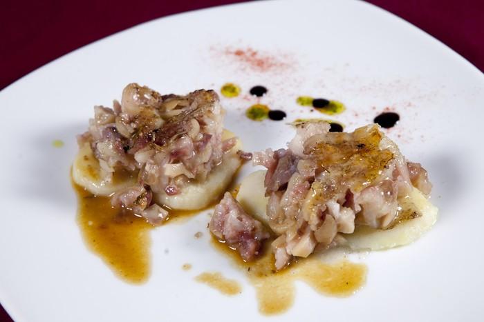 Txerrikia protagonista otsailean, Tolosa Gourmeteko jatetxe eta pintxo tabernetan