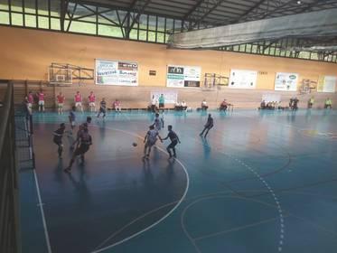 Gipuzkoar derbia irabazita, Lauburuk ziurtatu du Bigarren B Mailan permanentzia (5-3)