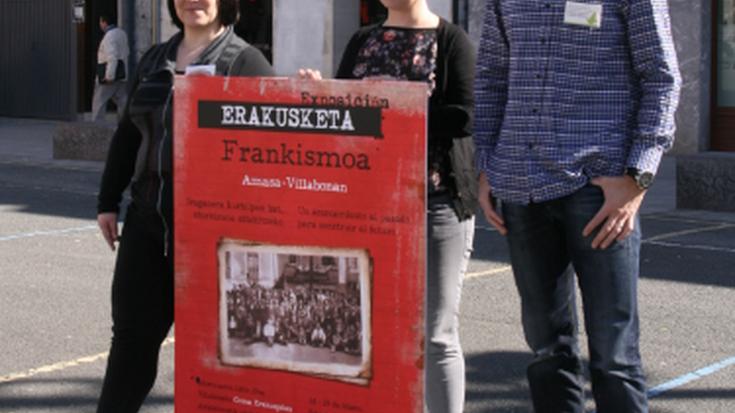 Frankismo garaiko memoria berreskuratzearen beharra