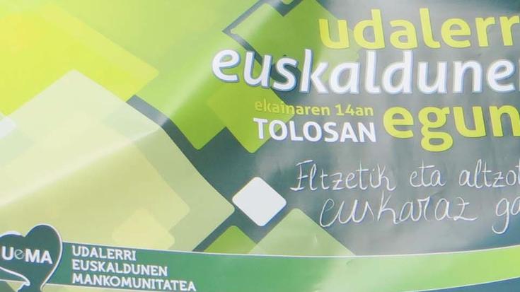 Udalerri Euskaldunen Eguna