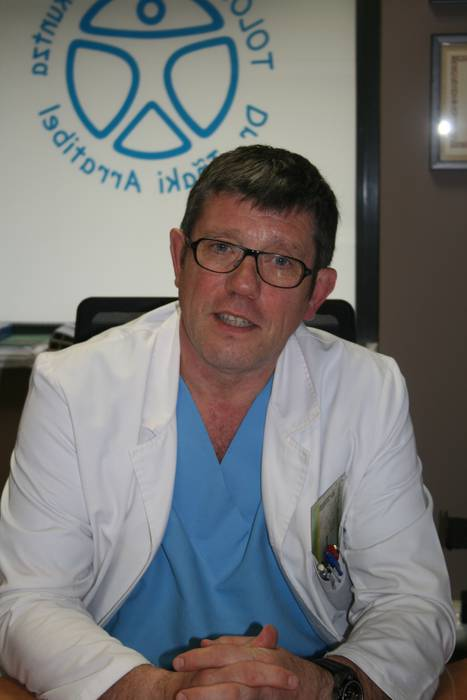 Tolosa Kirol Medikuntza urteurrena