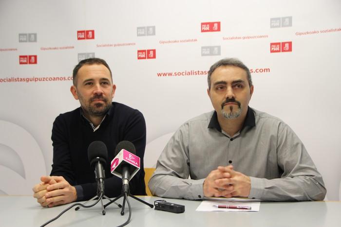 Josean Sanchez izango da Zizurkilgo PSE-EEren alkategaia