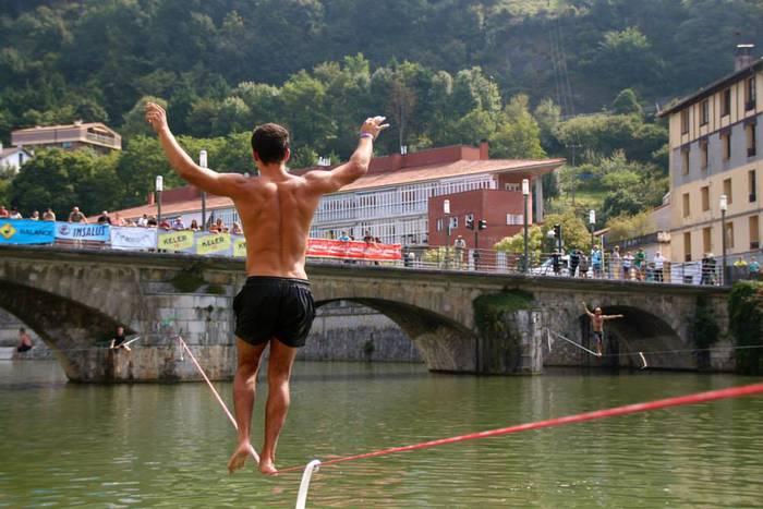River Line Tolosa
