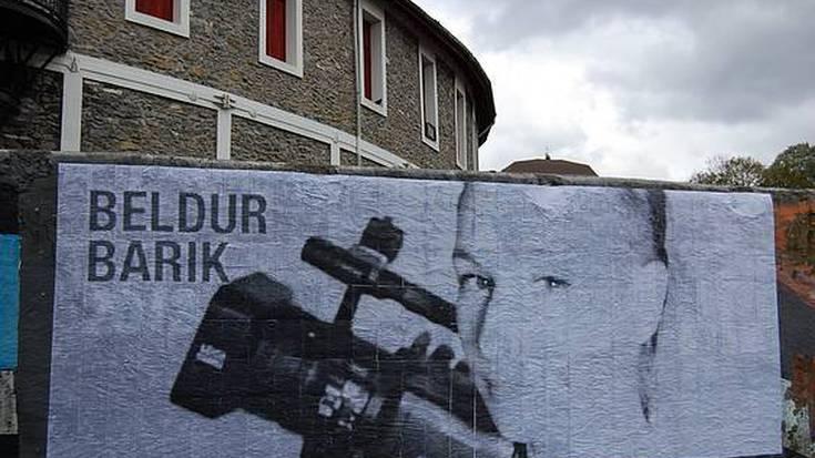 Beldur Barik murala osatu dute