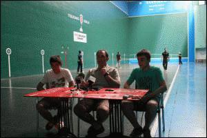 Herriartekoaren finalera joateko eskatu diete tolosarrei