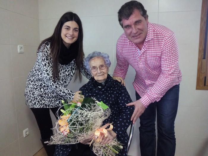 Juliana Tapiak, 100 urte