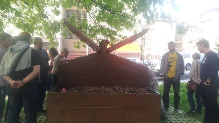 Mankomunitatea Tolosako hondakin sortzaile bereziekin ari da biltzen
