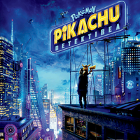 Pokemon. Pikachu detektibea