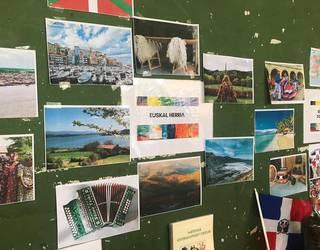 Kulturarteko jaia egin dute Pedro Mari Otaño ikastetxean
