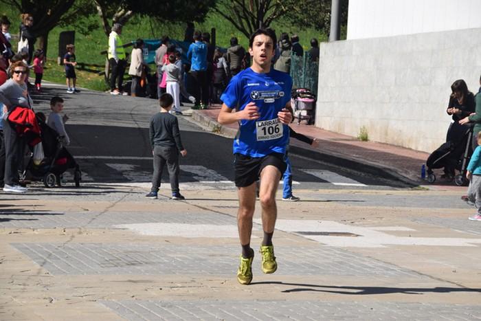 Hassan Ait Chaou eta Maite Etxezarreta garaile - 61