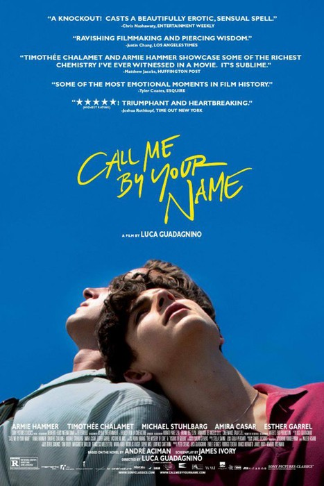 Call me by your name filma