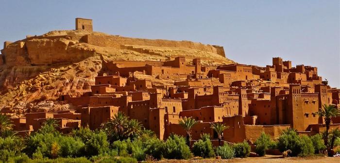 Maroko eta Saharara bidaia