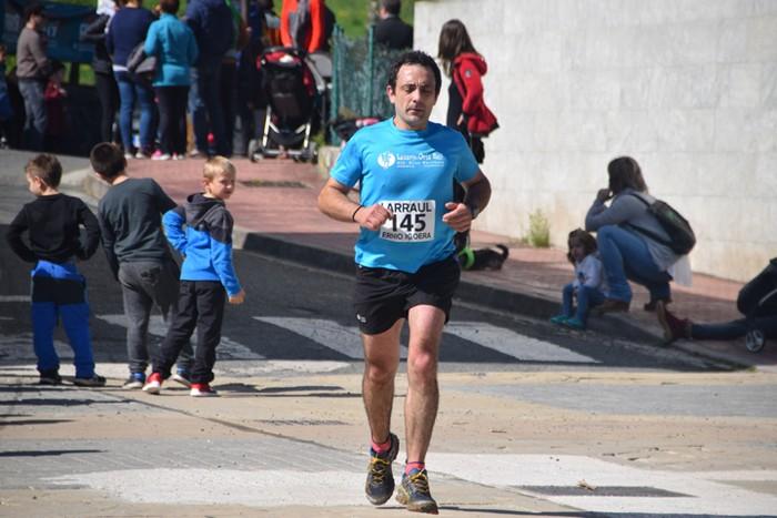 Hassan Ait Chaou eta Maite Etxezarreta garaile - 85
