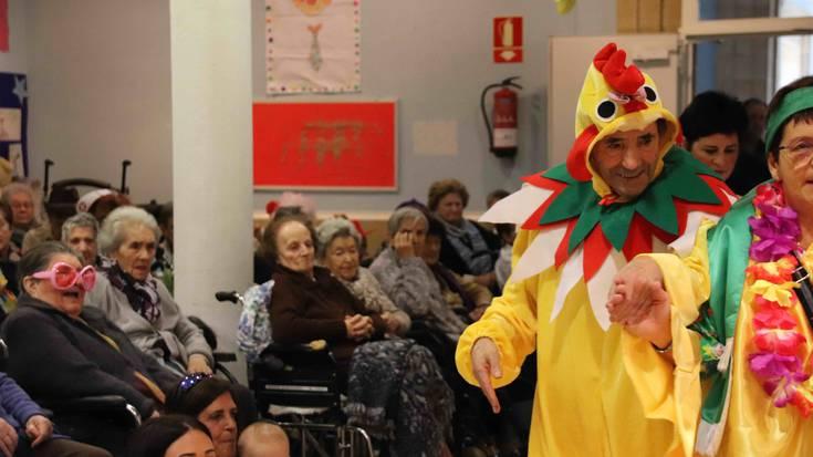 2020ko Piñata igandea Iurreamendi Egoitzan