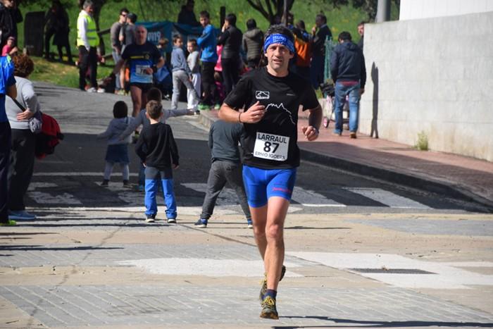 Hassan Ait Chaou eta Maite Etxezarreta garaile - 77