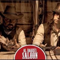 Magia ikuskizuna: 'Al baker' s saloon'
