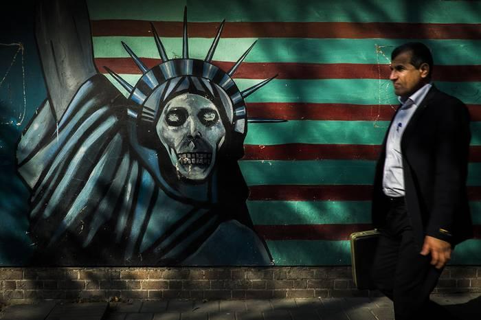 IRAN vs. AEB gerra baten esperoan