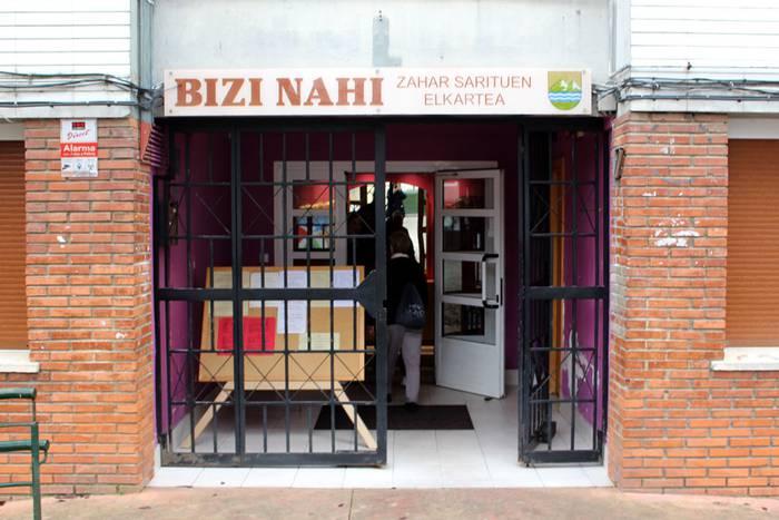 Bizi Nahi-ko edaritegia, jabe berrien zain