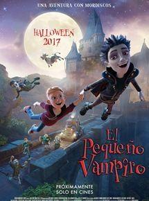 El pequeño Vampiro film