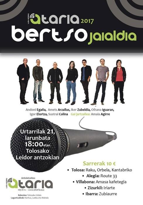 Ataria Bertso Jaialdia 2017