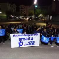 Elkarretaratzea: Euskal presoak Euskal Herrira