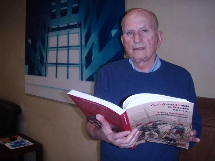 Bigarren karlistadaren kronika Tolosan eta Donostian