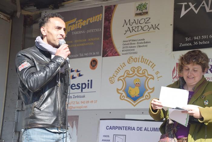 Hassan Ait Chaou eta Maite Etxezarreta garaile - 7