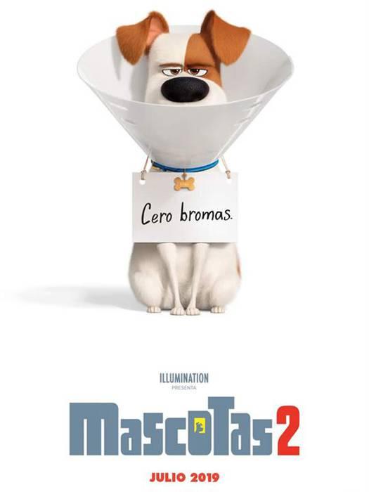 Zinema: 'Mascotas 2'