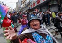 Boliviako egoeraz adierazpena egin du udal gobernuak