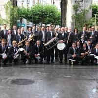 Tolosako Musika Bandaren kontzertua