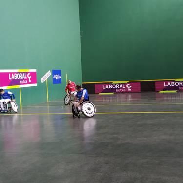 Gipuzkoako XI. Euskal Pilota Egokituko Txapelketa