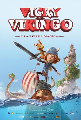 Vicky el vikingo: La espada magica