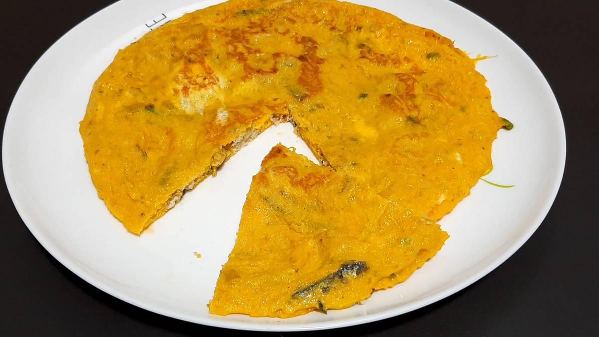 Antxoa tortilla