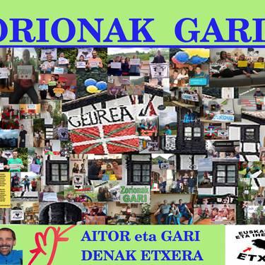 Zorionak Gari!