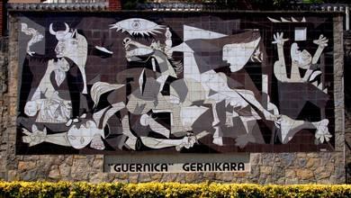 """EH Bilduk mozioa aurkeztu du udalean """"Guernica"""" margolana Gernikara eramateko eskaera eginez"""