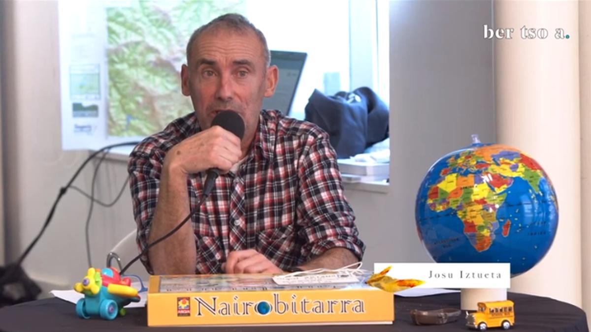 """""""Euskaldunak pobreziatik ihesi joaten ziren lan bila kanpora eta haien istorioak izan dira gaien abiapuntu"""""""