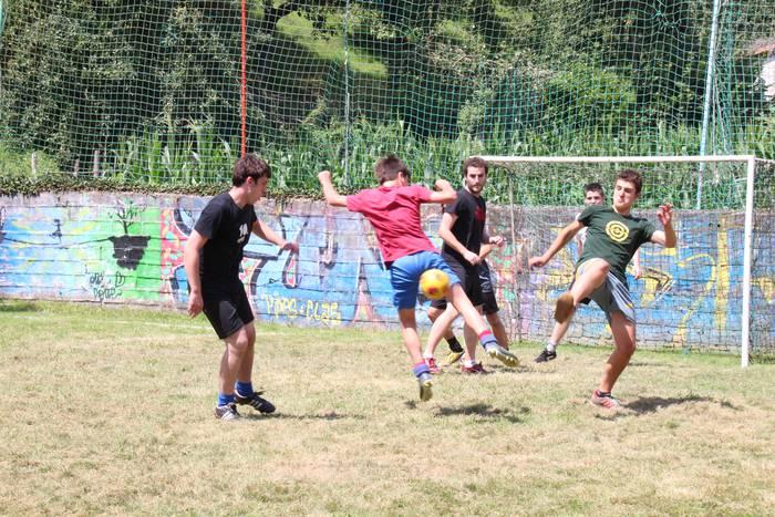 Bonberenea XIV. Futbol Txapelketa
