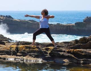 «Yoga saio baten euskarazko lehenengo grabaketa dela uste dut»
