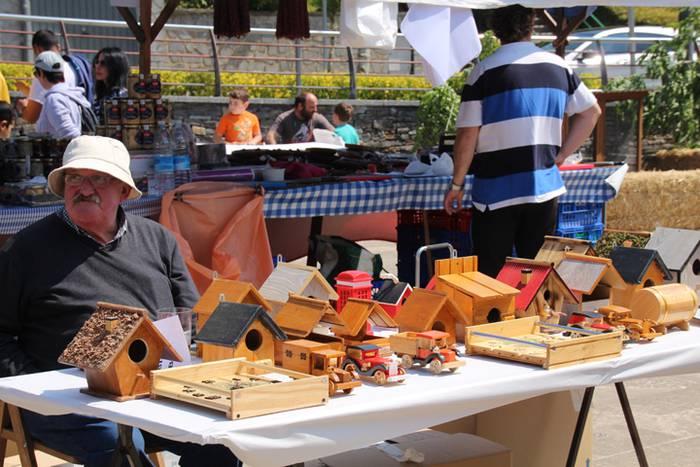 Maiatzeko kulturaldia abian, Berrobin