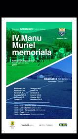 IV. MANU MURIEL MEMORIALA
