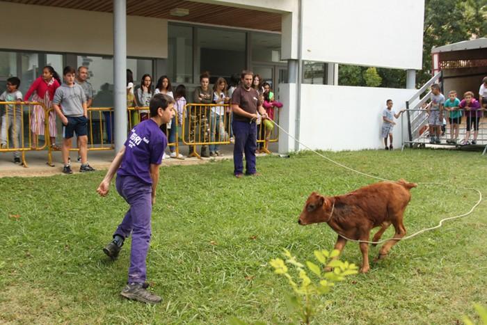 Haurrek animaliekin pasa dute goiza - 20