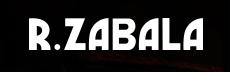 R. Zabala logotipoa