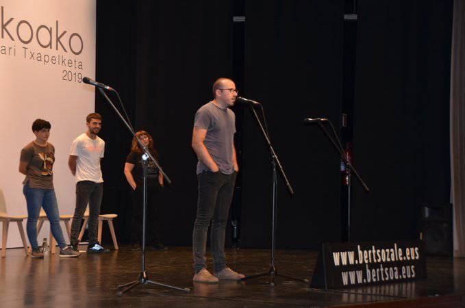 Unai Mendizabalek irabazi du Zumarraga-Urretxuko final zortzirena