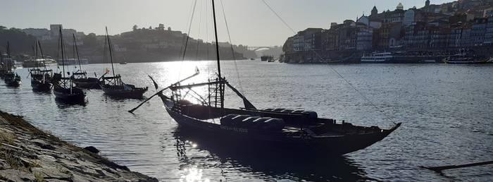 Duero ibaia Oporto zeharkatzen