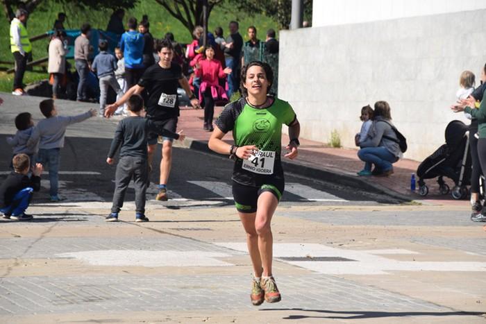 Hassan Ait Chaou eta Maite Etxezarreta garaile - 70