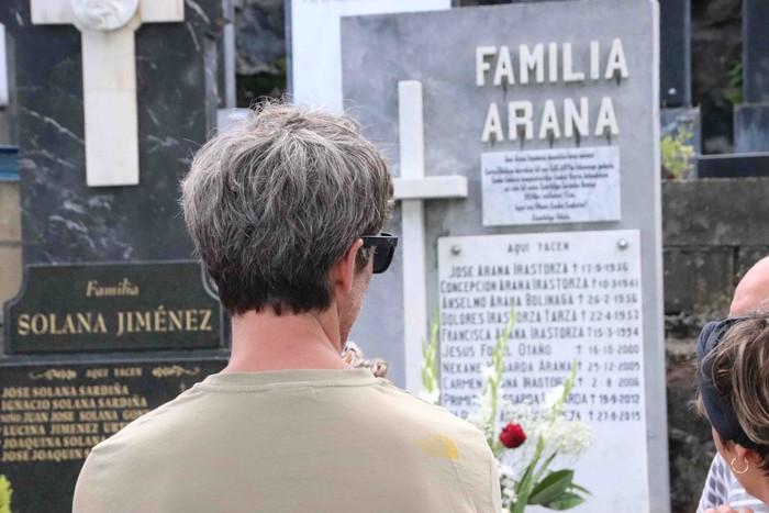 Jose Arana Irastorzaren omenaldia iruditan - 1